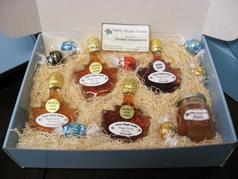 Keepsake Maple Syrup Gift Box